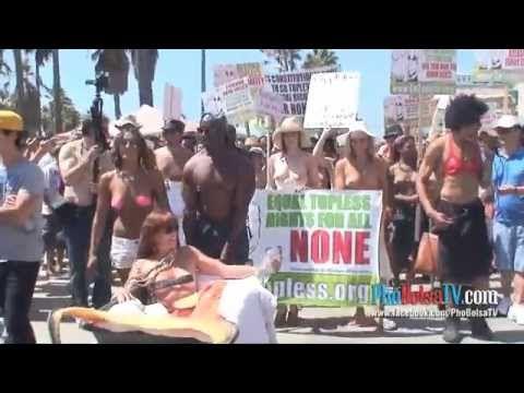 VENICE BEACH, CALIFORNIA - HD VIDEO