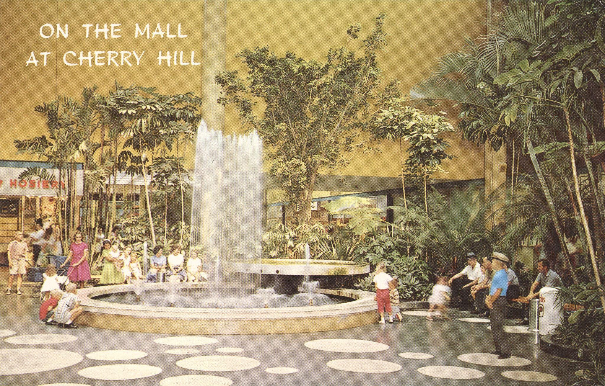 Cherry Hill Shopping Center Cherry Hill New Jersey Shopping