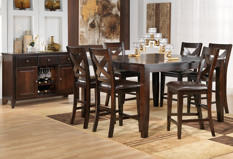 Soho II Dining Room Collection - Leon's