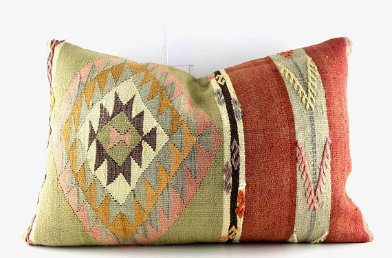 Excellent Kilim Lumbar Pillow Cover Kilim Pillow Kilim Couch Pillow 16 Caraccident5 Cool Chair Designs And Ideas Caraccident5Info