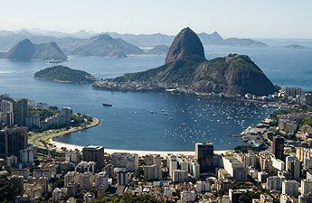 Brazil Will Take Your Breath Away Favorite Places Spaces - Vacation in brazil