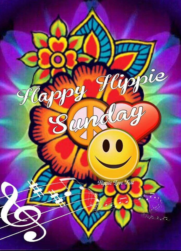 Happy Hippie Sunday Y\'all ✌❤ | My Hippie World .....Peace ...