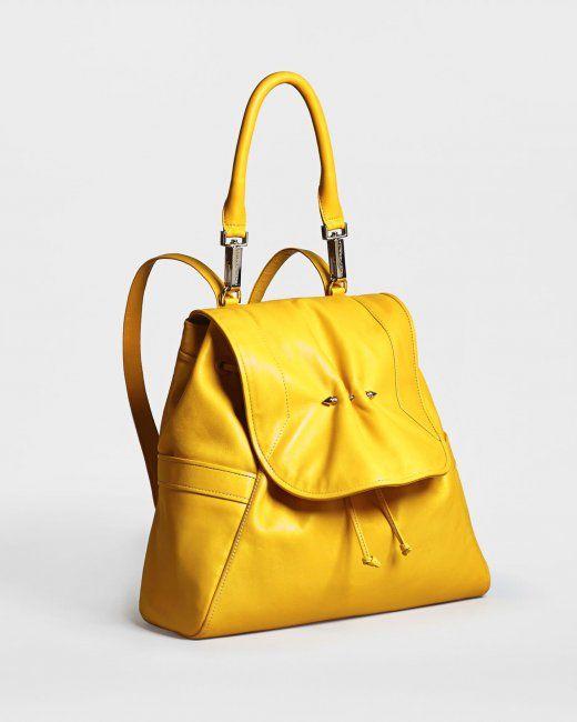 Capri Soleil Backpack by Yliana Yepez.