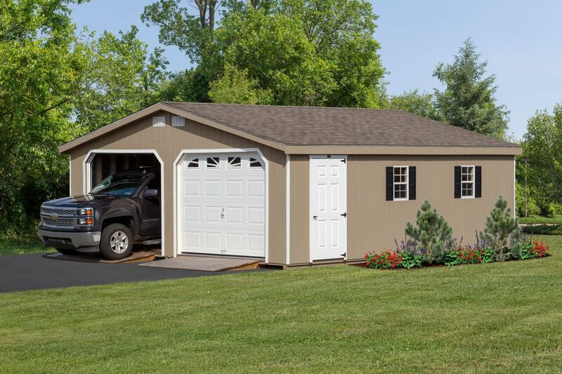 Pin by Stoltzfus Structures on Doublewide Garages