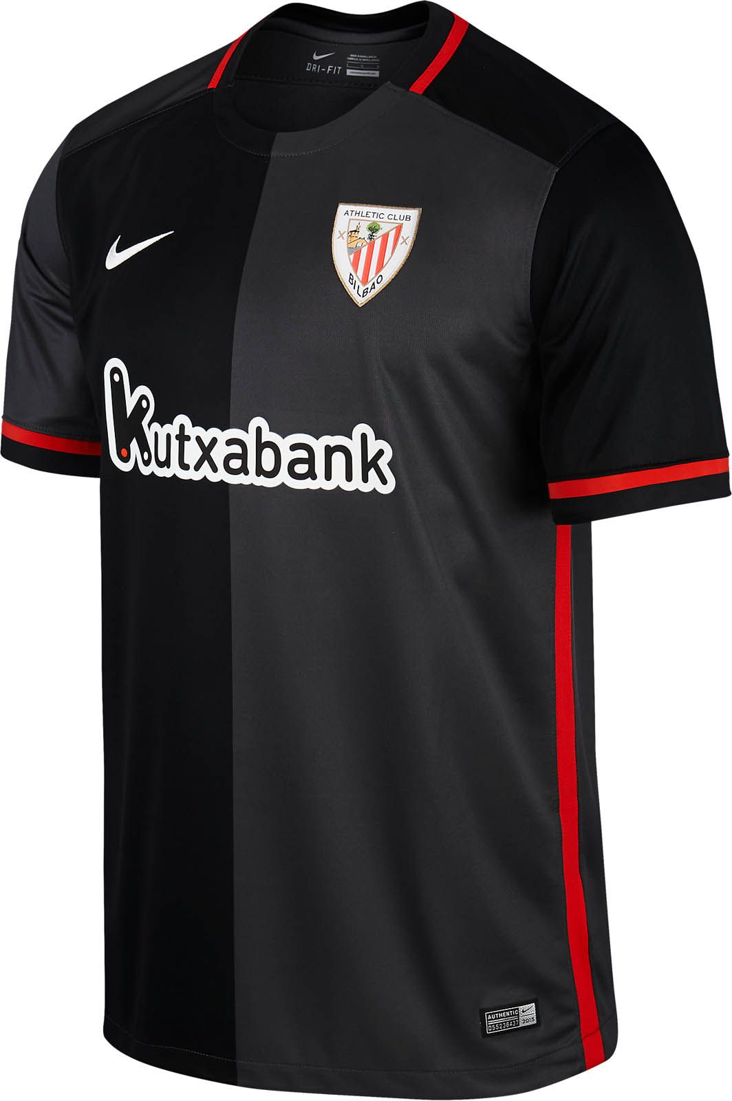the best attitude 83a3d d1114 Athletic Club Bilbao (Spain) - 2015 2016 Nike Away Shirt