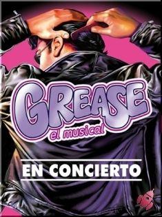 Grease. el Musical, 9 y 10 de Mayo 2014