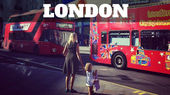 Inspiration for visiting London with kids by Travel Mad Mum