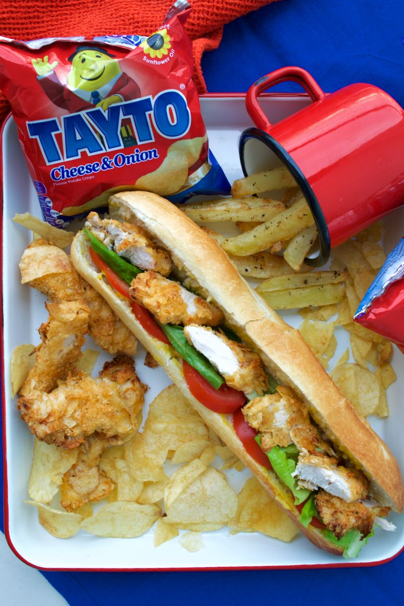 Tayto chicken fillet roll irish recipes recipes and snacks recipe tayto chicken fillet roll forumfinder Image collections