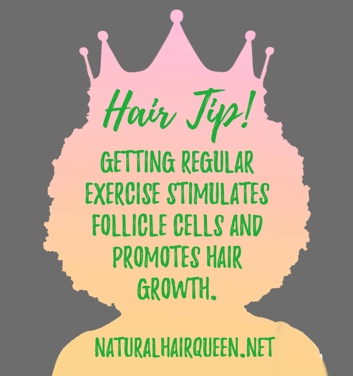 Ways to keep your natural hair polished while working out #naturalhaircare