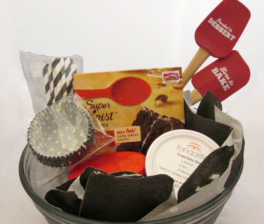 Gift basket ideas for teachers or coworkers teaching