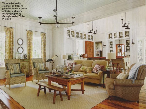 Southern Living Magazine....ooohhh this is one of my FAVORITES :)