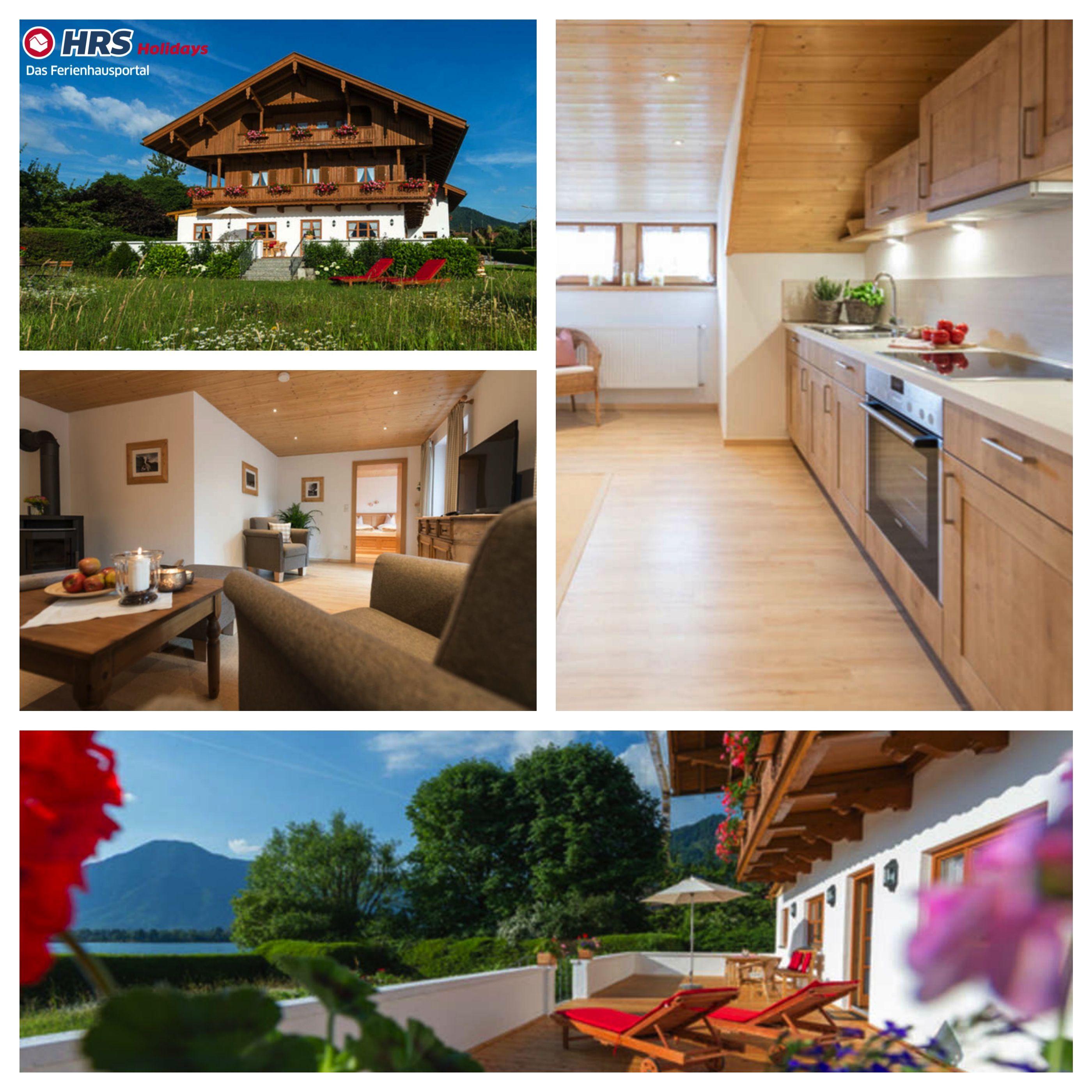 Wir sind hin und weg von diesen wunderschönen Ferienwohnungen im Bauernhaus Seerose am Tegernsee. #Bavaria #lake #baden #Sommer #summer #holidays #travel #imUrlaubwiezuhausefühlen