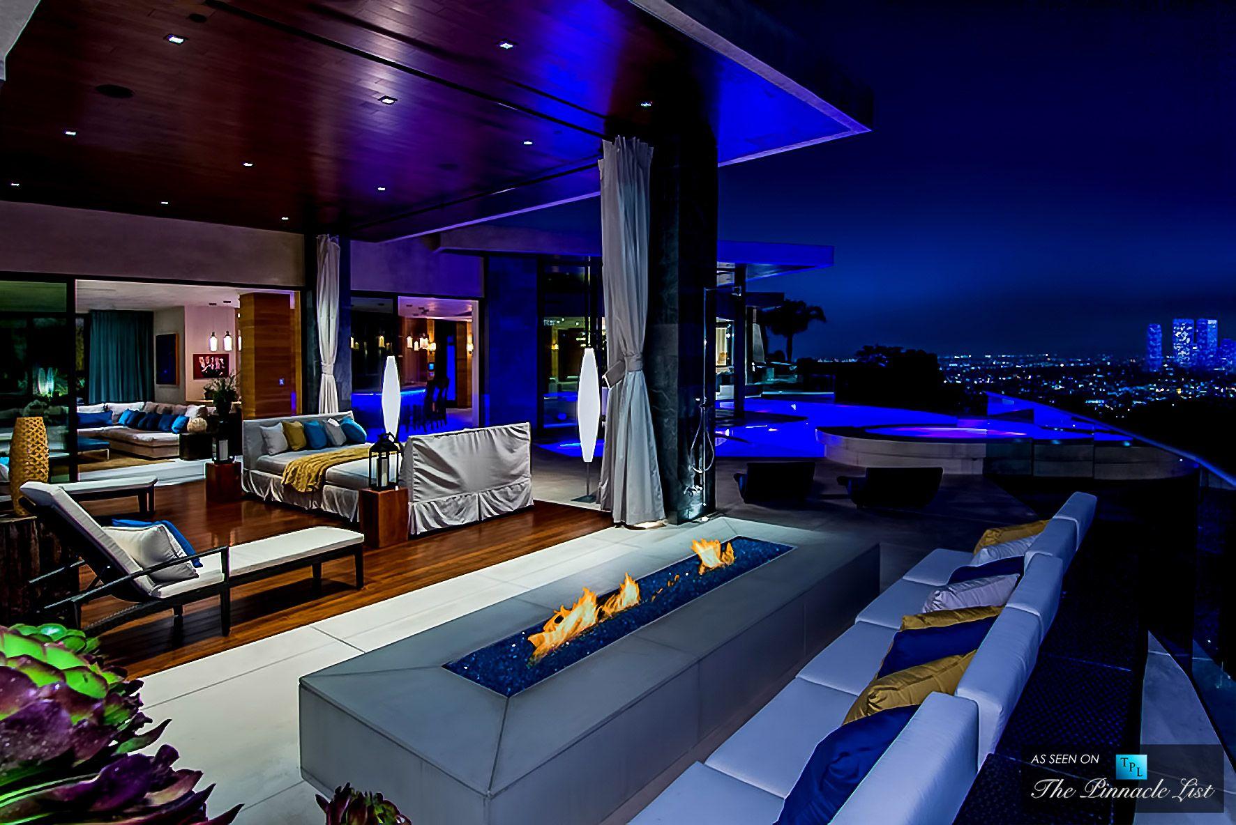 1525 blue jay way luxury bird street property in los angeles california dreamhome patio losangeles