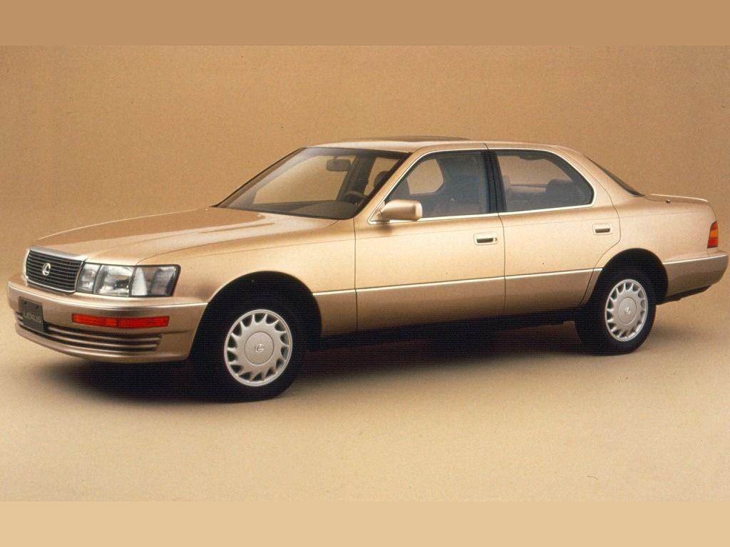 1990 Lexus LS 400 .. The first Lexus model released. #lexusofportland #Lexus  #LS #LexusLS #Classic #Vintage #Cars