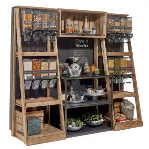 Artisan Shelving, Rustic Shop fittings   Retail Display