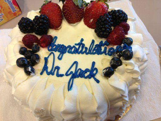 Gentilly Berry Cake Recipe