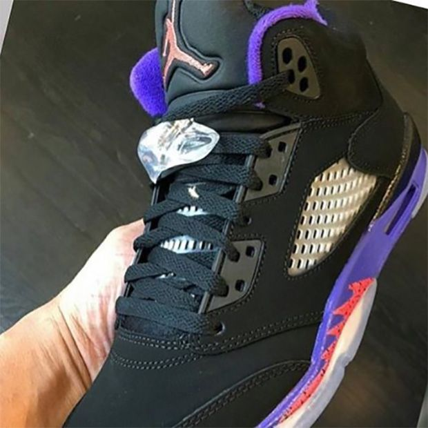 "35051a6d142181 Air Jordan 5 ""Raptors"" – Dropping this September in Grade school sizes"