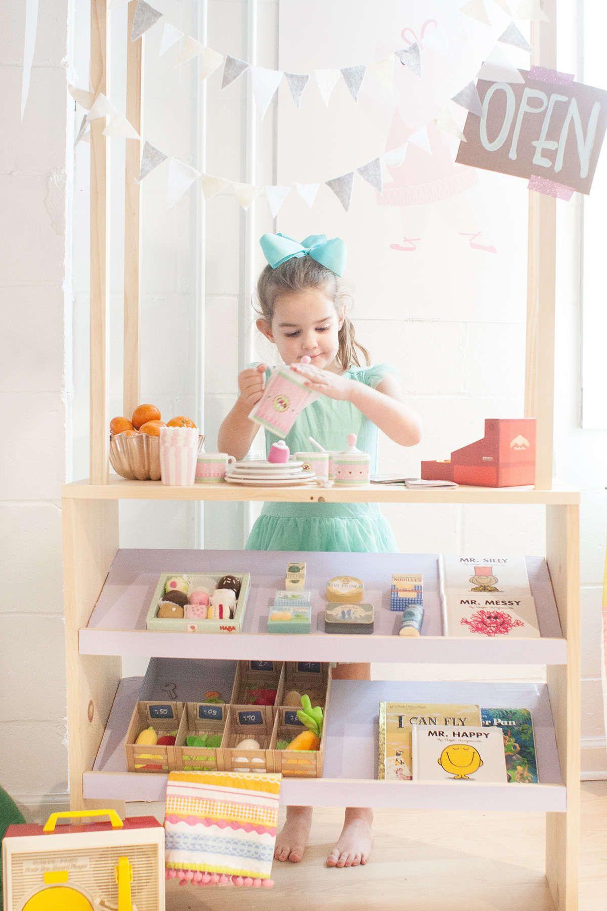 Diy Grocery Stand Kids Market