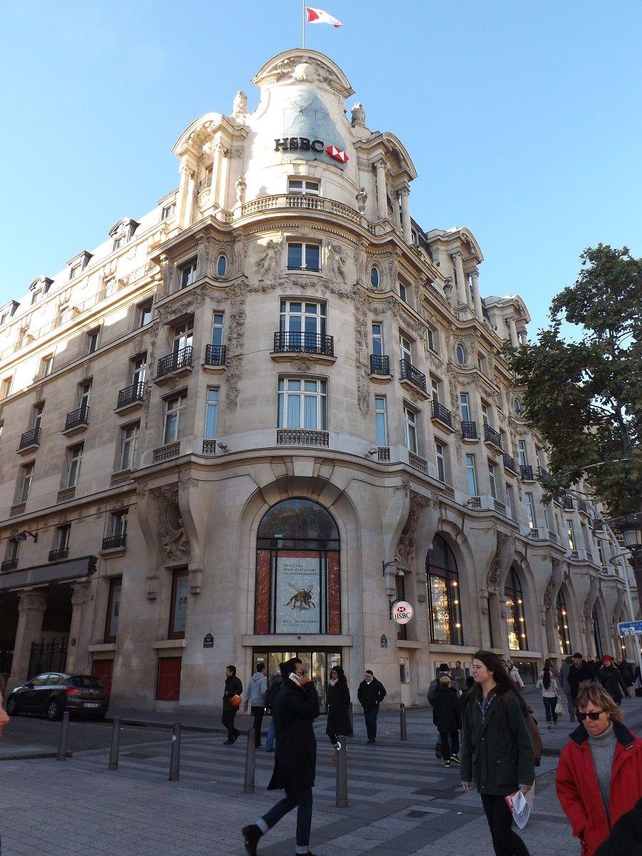 L'Hôtel Elysée-Palace (1898) in 2019 | France - Paris | Palace hotel