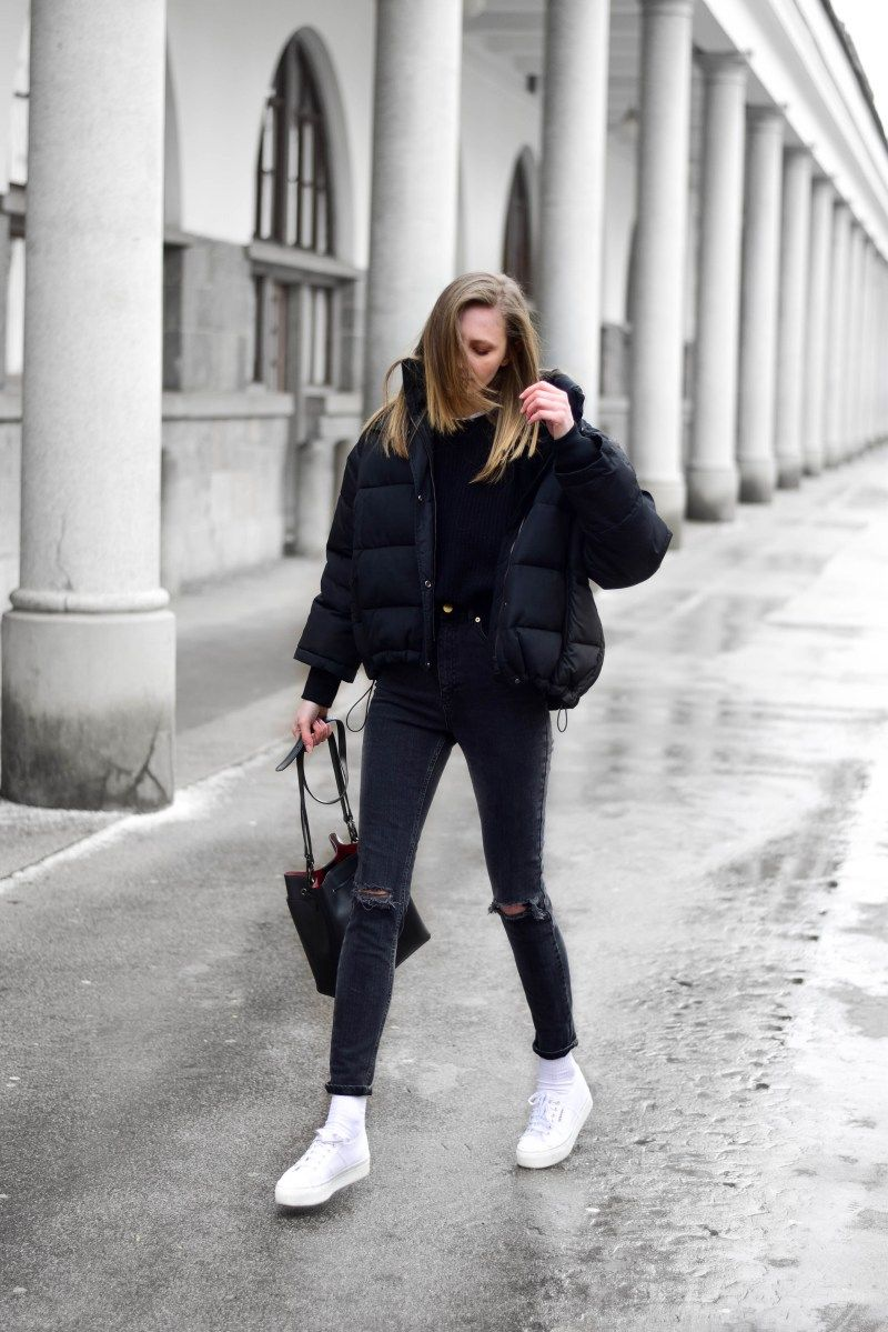 Photo of Puffer jacket in a cool way – Katiquette