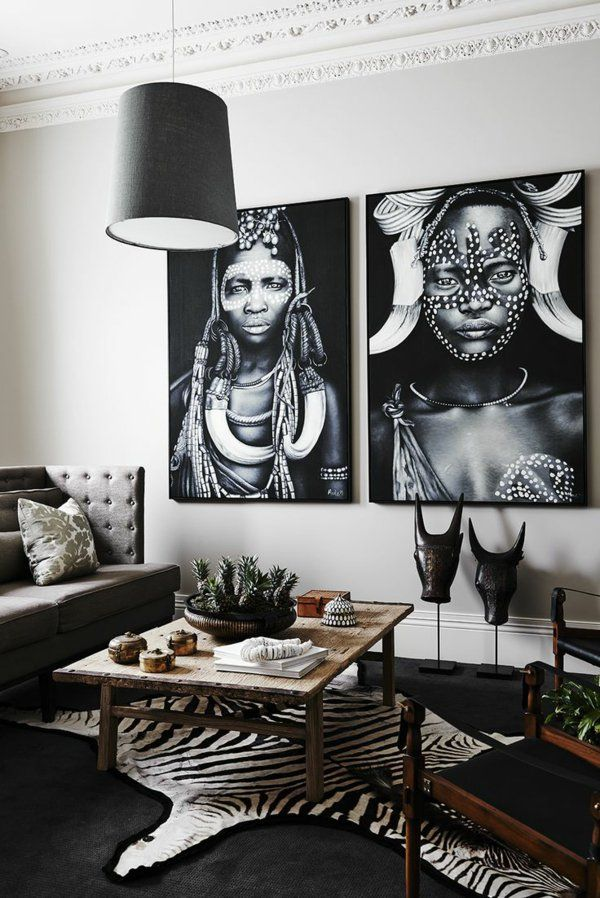 Afrika Deko Im Eigenen Wohnraum Ein Artikel Fur Alle Afrika