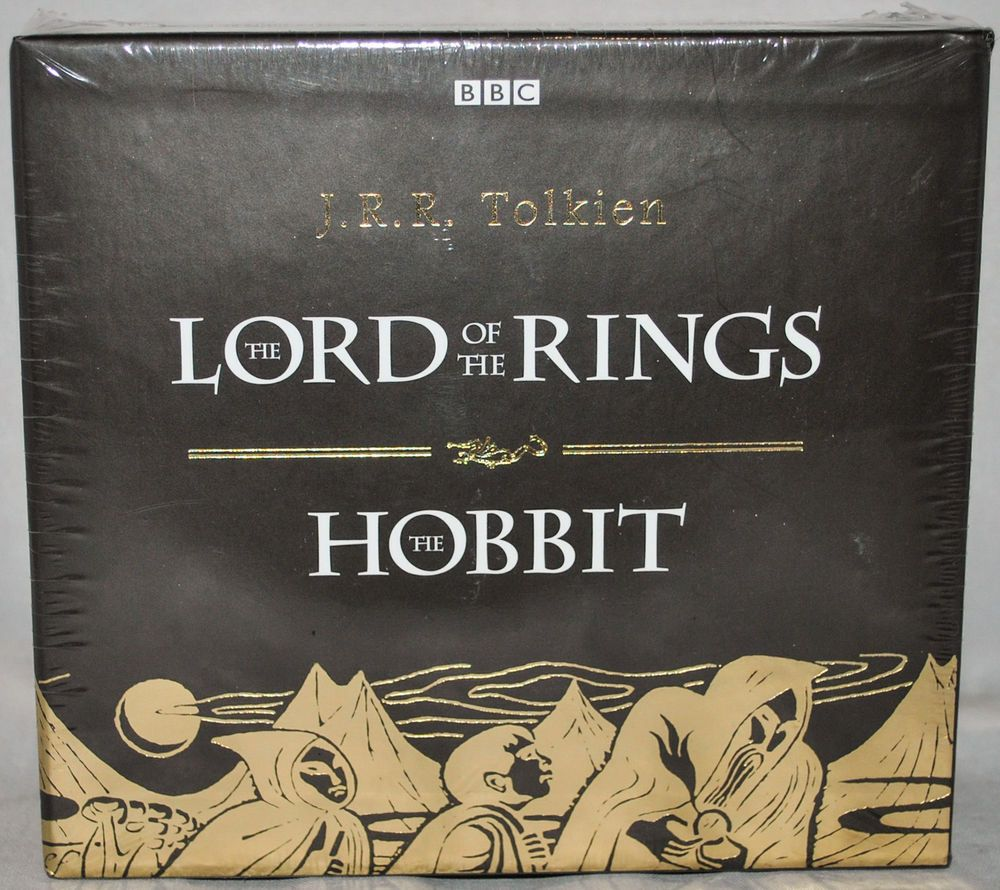 The Lord of the Rings and The Hobbit CD Collection