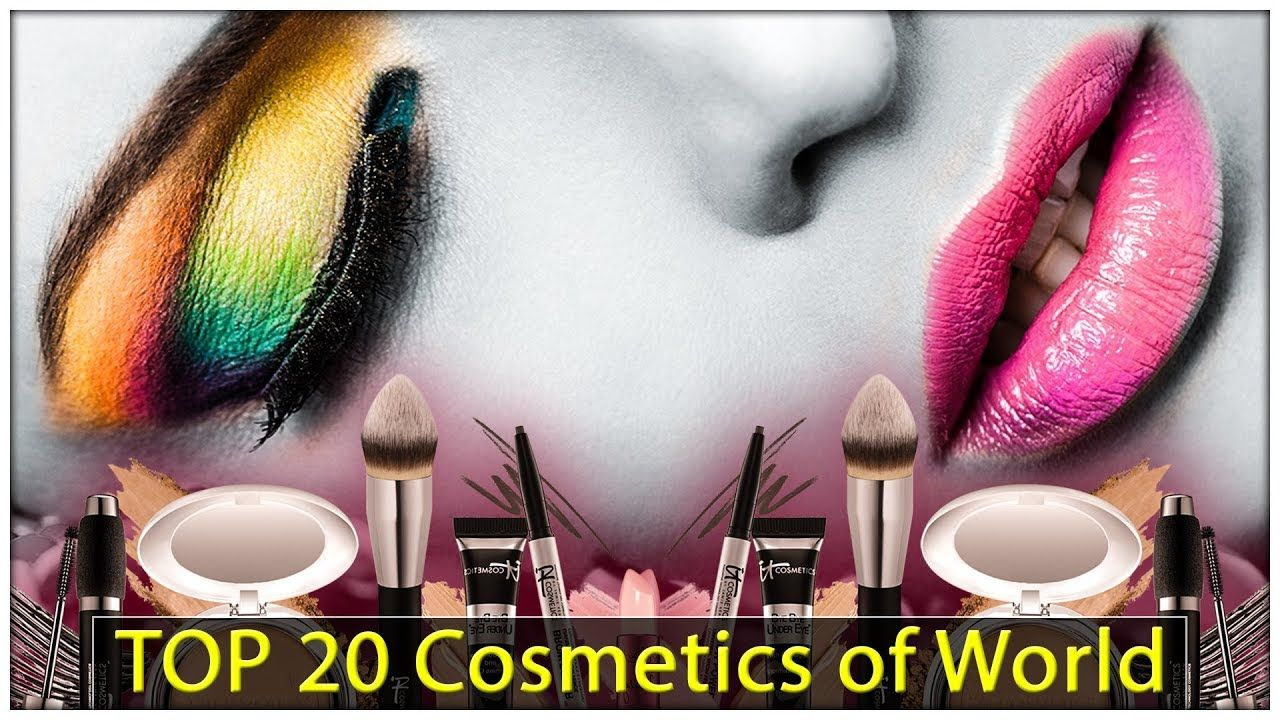 Top 20 Biggest Cosmetic Companies in the World Cosmetic
