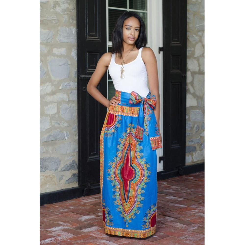 African Dashiki Print Dress with White Tank Top Regular price $83.99 Sale price $50.19 FREE SHIPPING WORLDWIDE! Get it here: http://tinyurl.com/yc7mngwf OR TAG A FRIEND WHO WOULD LOVE THIS! Visit www.bigroots.co for more of our collection #African #AfricanWomensWear #dashki #AfricanFashion #WomensWear #WomenFashion #AfricanWomensFashion #BlackFashion