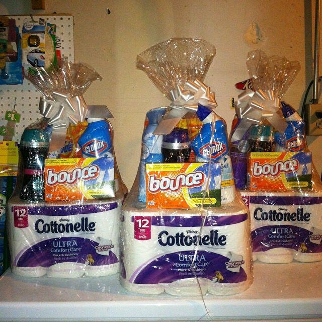 Nice housewarming gift from stockpile off IG | Diy holiday ...