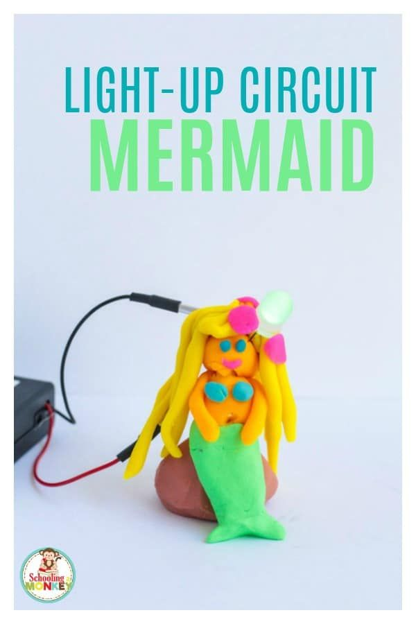 SQUISHY CIRCUITS PROJECTS: MERMAID EDITION | Electrical engineering ...