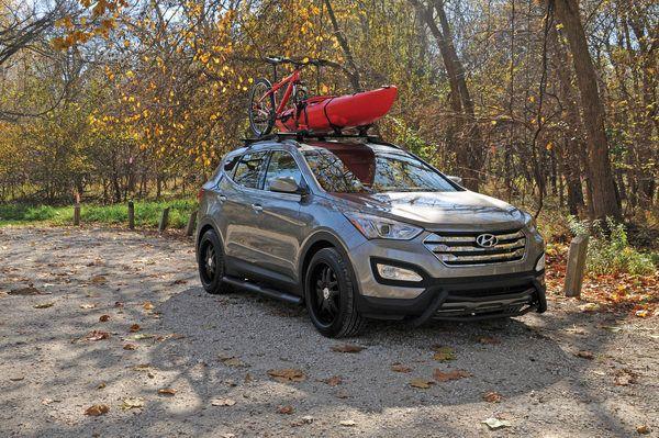 Hyundai Santa Fe Sport Edition Hyundai Crossovers