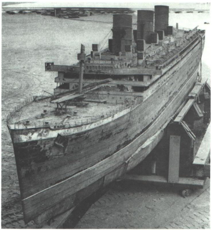 Titanic Film Models Titanic Ocean Unit City Of Adelaide