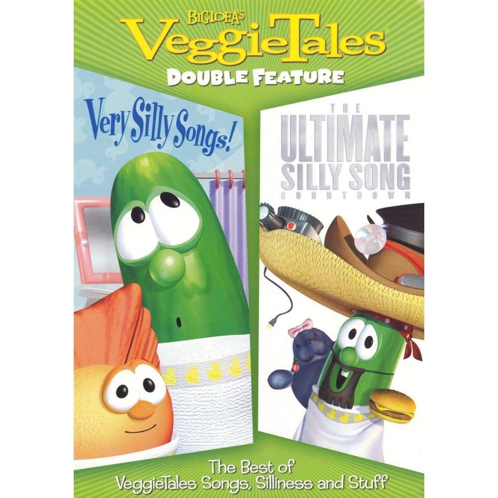 Veggie Tales: Very Silly Songs/The Ultimate Silly Song Countdown (2 Discs)