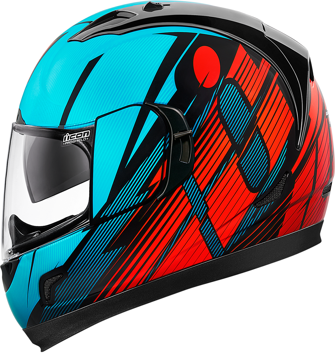Alliance Gt Primary Blue/red Products Ride Icon