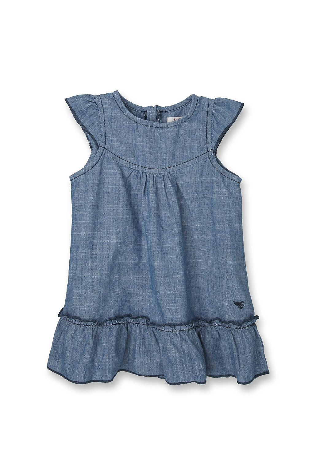 590772530a97 Esprit - Organic Cotton Jeanskleid im Online Shop kaufen Baby Girls,  Hadley, Organic Cotton