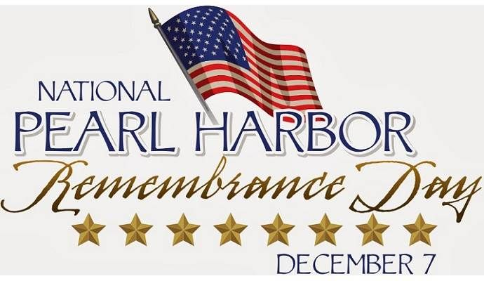 Image result for pearl harbor day clipart