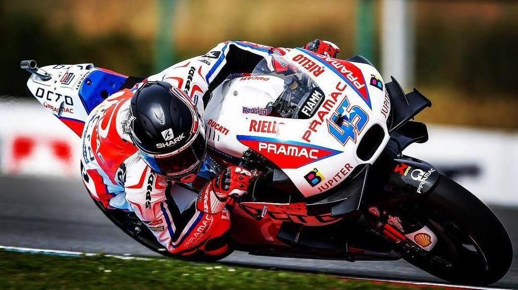 Czech Republic Grand Prix Warm Up Results Motogp Motorcycle News Motorcycle Usa