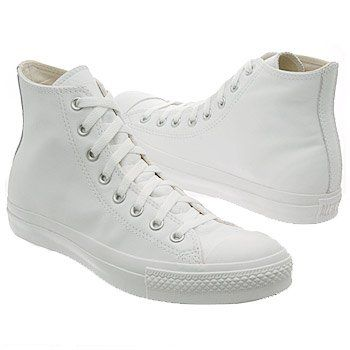Amazon.com: Converse Men's The Chuck Taylor All Star Leather Sneaker: Shoes.