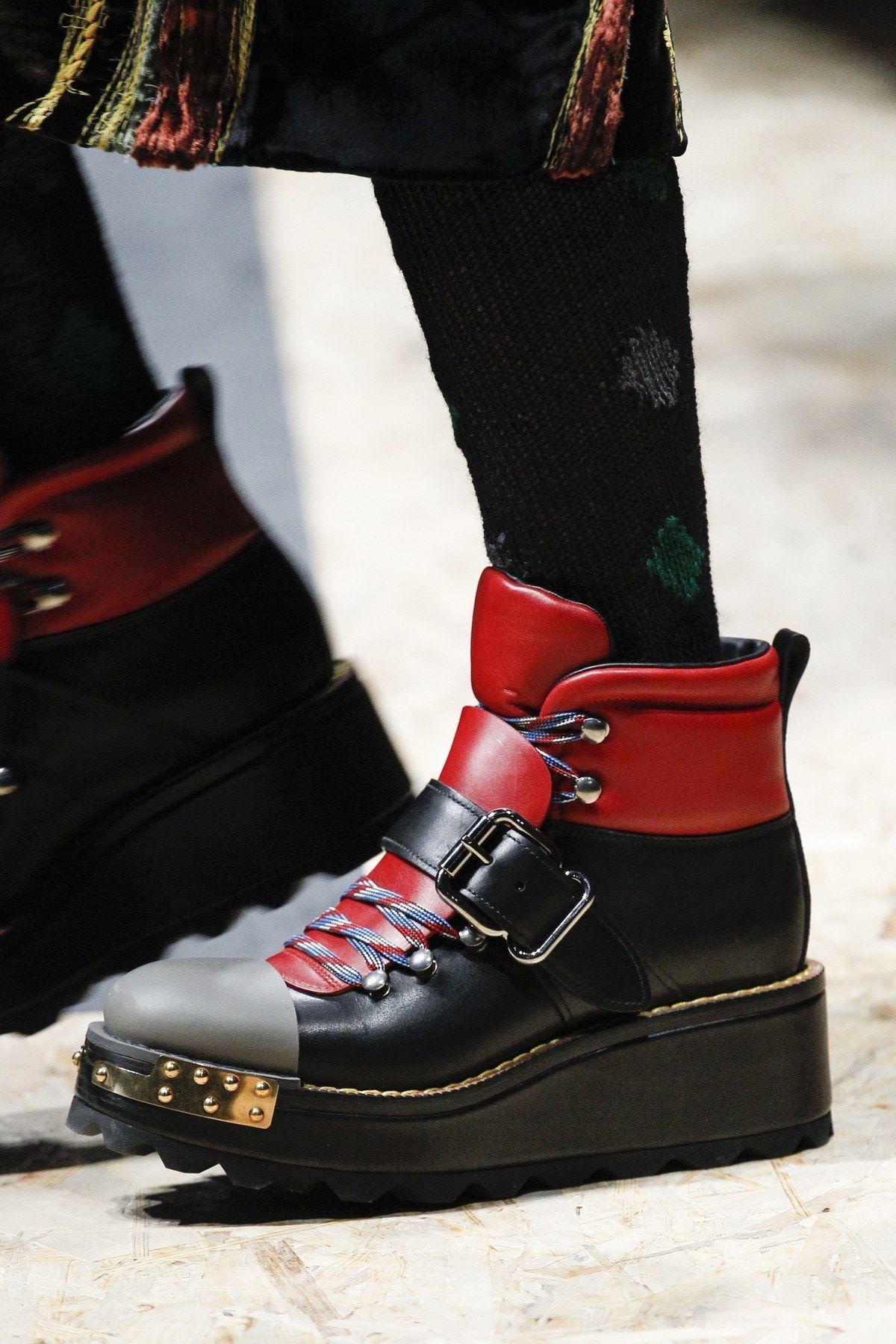 3461a5531bd 15 Most Memorable Shoes of Louis Vuitton, Vetements, Dior, and More -  Vogue. Prada