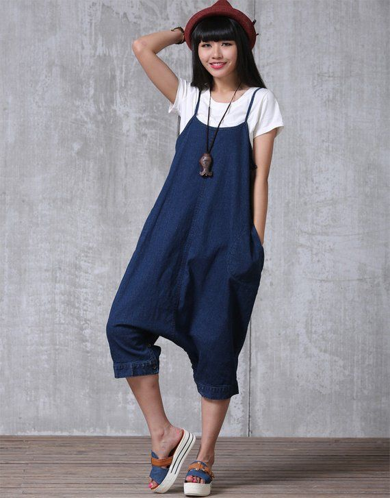 0d3bf04ee015 Casual Loose Fitting Comfortable and casual harem pants- Women Clothing  (LYQ015)