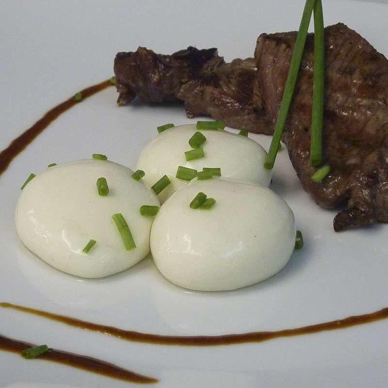Esferificaciones De Patata Recetas Para Cocinar Cocina