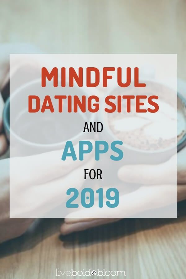 mindful dating app