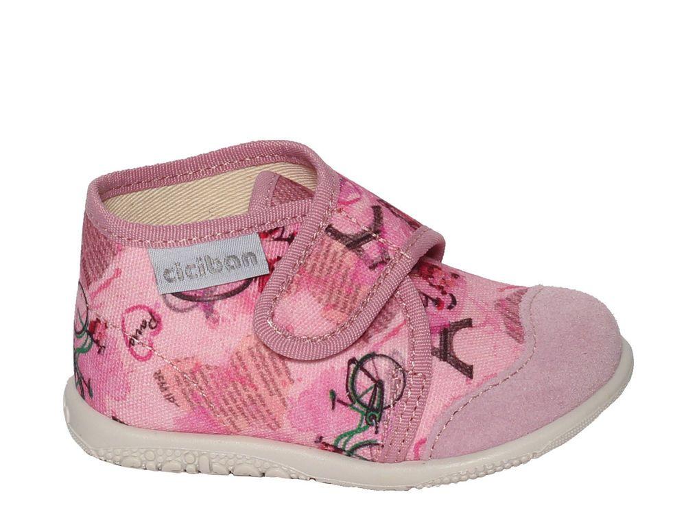 release date fe0ab 9b11d Balocchi Scarpe Pantofola Bimba 98450 CICIBAN PARIS AI18 ...