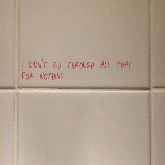 For nothing.