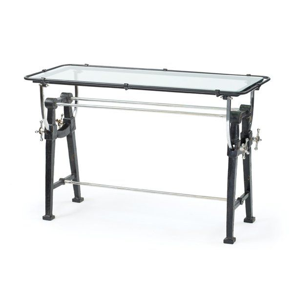 Charting Table Console Desk #freeship #2017 #SALE