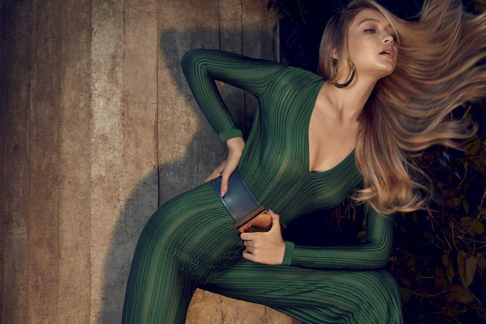 Ana Walczak Nude Джиджи Хадид — Фотосессия для «vogue» br 2015 – 1 | dress