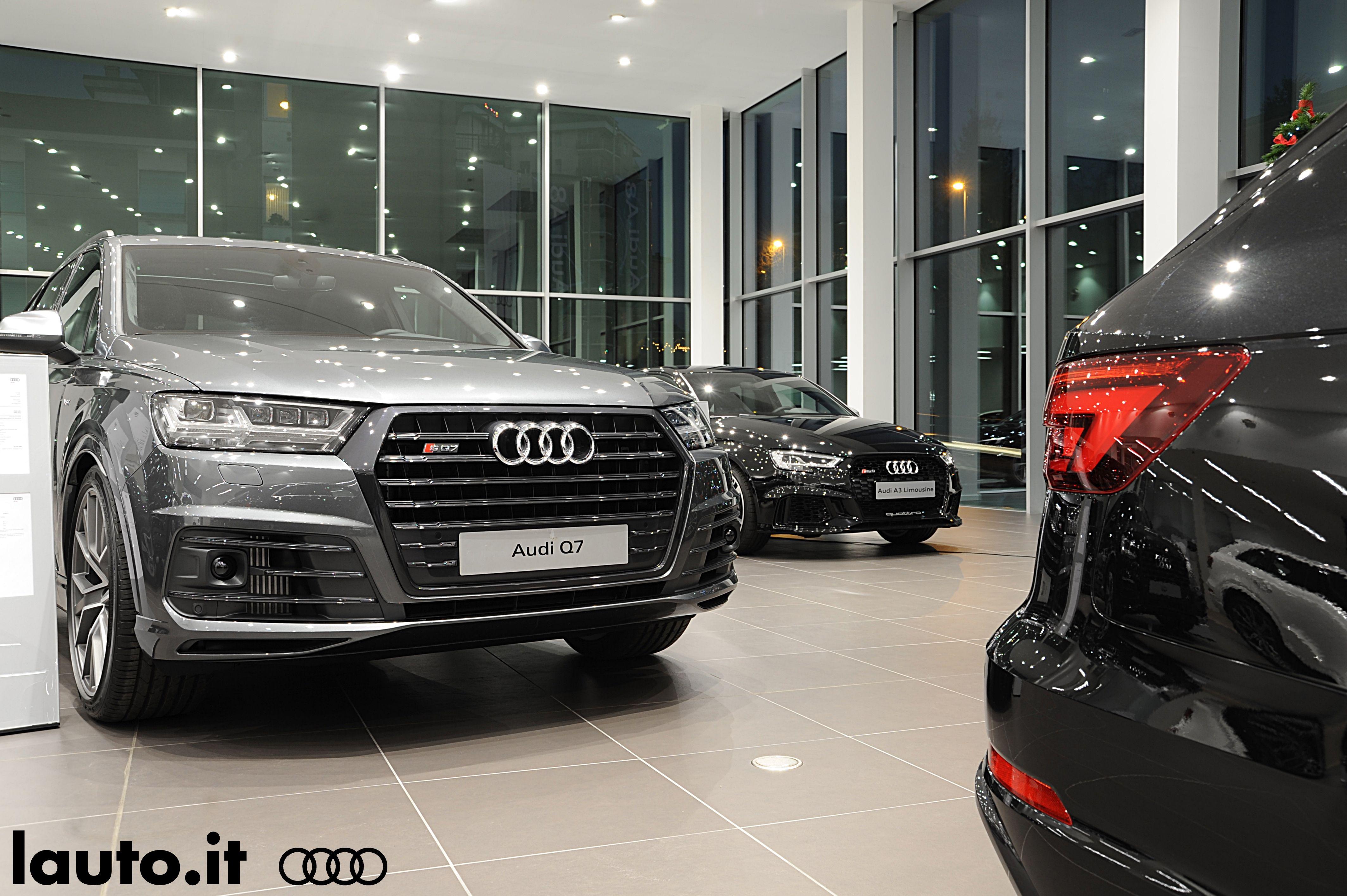 Concessionaria Audi Como Audi Showroom Volkswagen