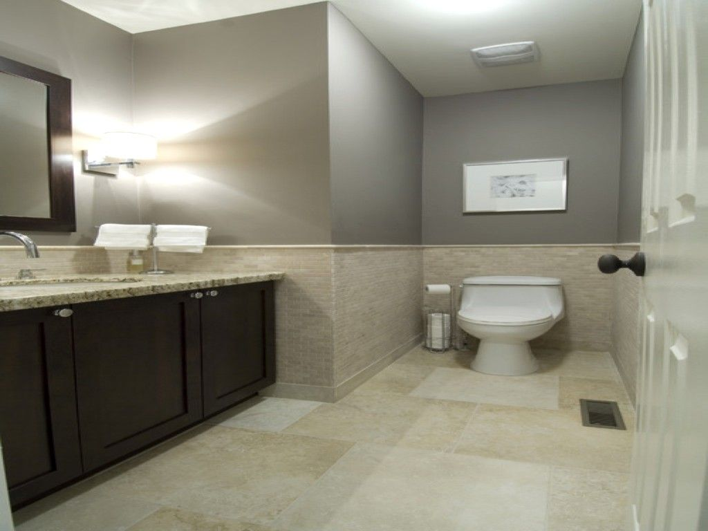 Best Brown Paint Color For Bathroom in 2020 (With images ...