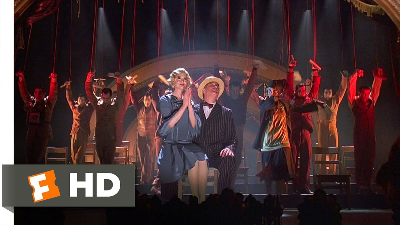 We Both Reached For the Gun - Chicago (6/12) Movie CLIP (2002) HD