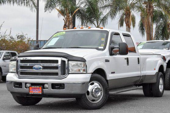 Pacific Auto Center >> 2005 Ford Super Duty F 350 Drw Lariat 1ftww32p45eb68187